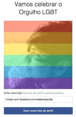 Celebrate pride facebook