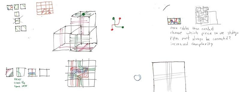 Expansive hospital second sketch
