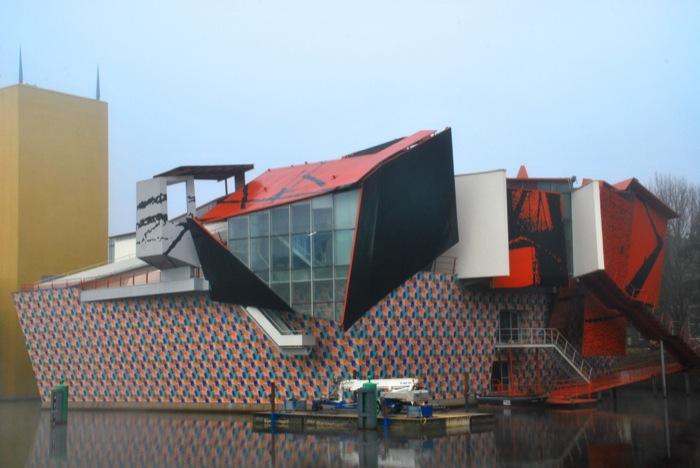 IBeacon at Groningen Museum