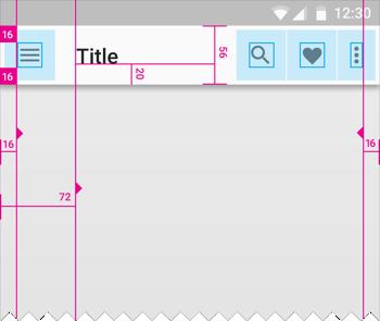 Layout structure appbar metrics1