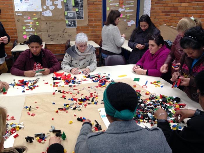 Lego Serious play solidario