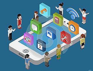 Design de interação para aplicativos sociais