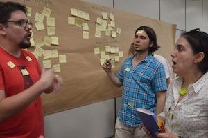 Como organizar oficinas de co-criação vibrantes