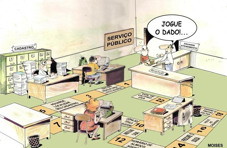 Design de serviços públicos