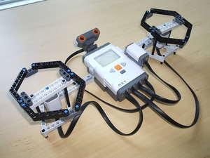 Prototipação de produtos com Lego Mindstorms