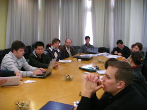 Equipe da UTFPR