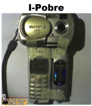 Sátira do iPobre
