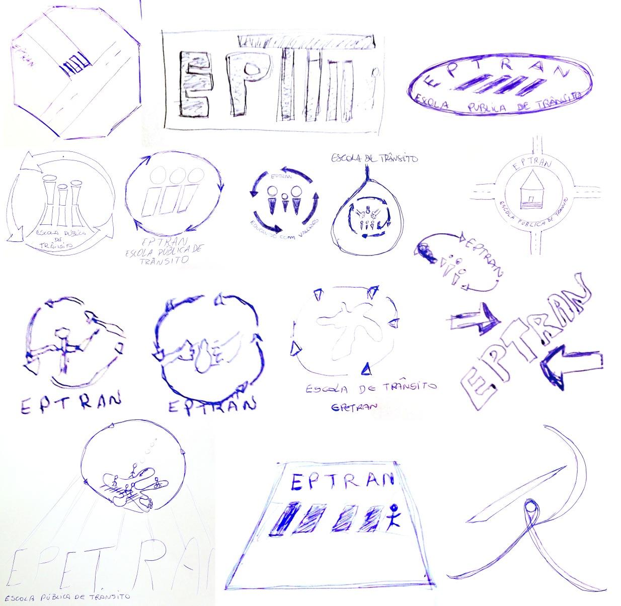 Esbocos eptran logo