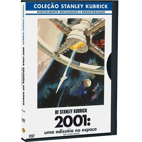 DVD 2001 Uma odisséia no espaço