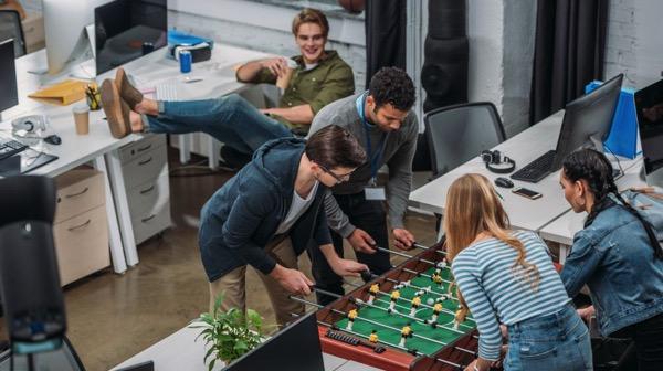 Jogos podem motivar a trabalhar?