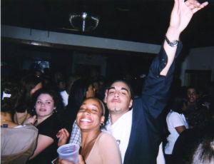 Bêbados numa festa
