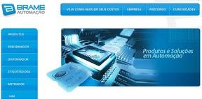 Website da Brame