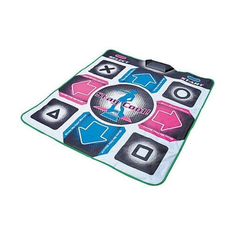 Tapete de dança eletrônica para Playstation