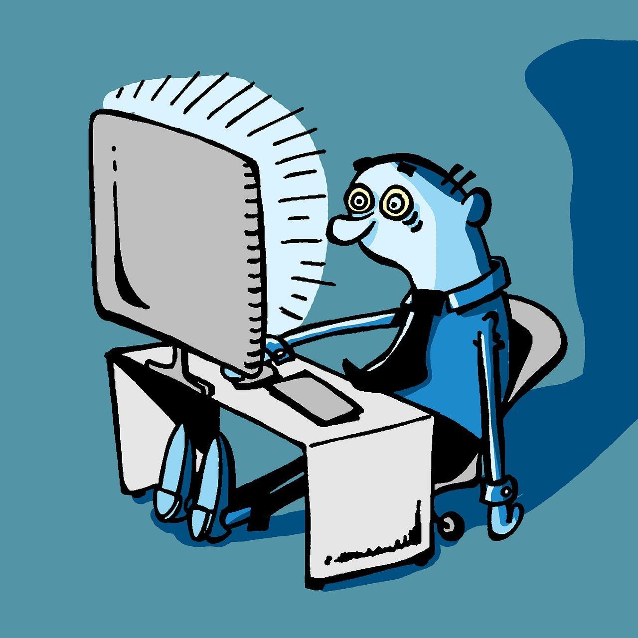 Designer, saia da frente do PC