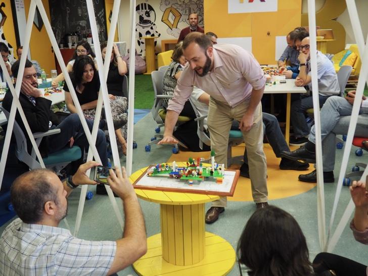 Gamificação e brincadeira no ambiente de trabalho