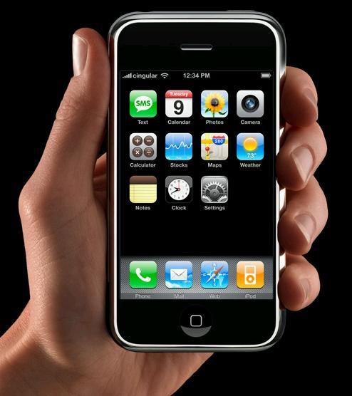 iPhone, o celular da Apple