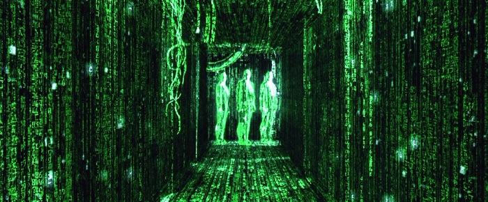 Cena de Matrix