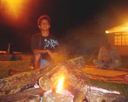 Ritual de ingestão do Ahayuasca