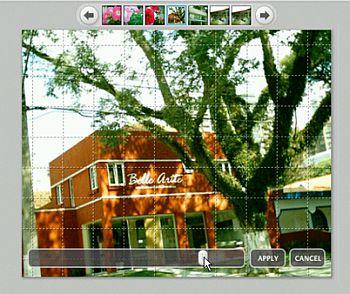 Screencast Usabilidade do Picasa