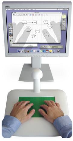 Tactapad, mesa de interação