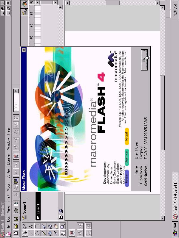 A popularização da experimentação com interfaces humano-computador através do Macromedia Flash