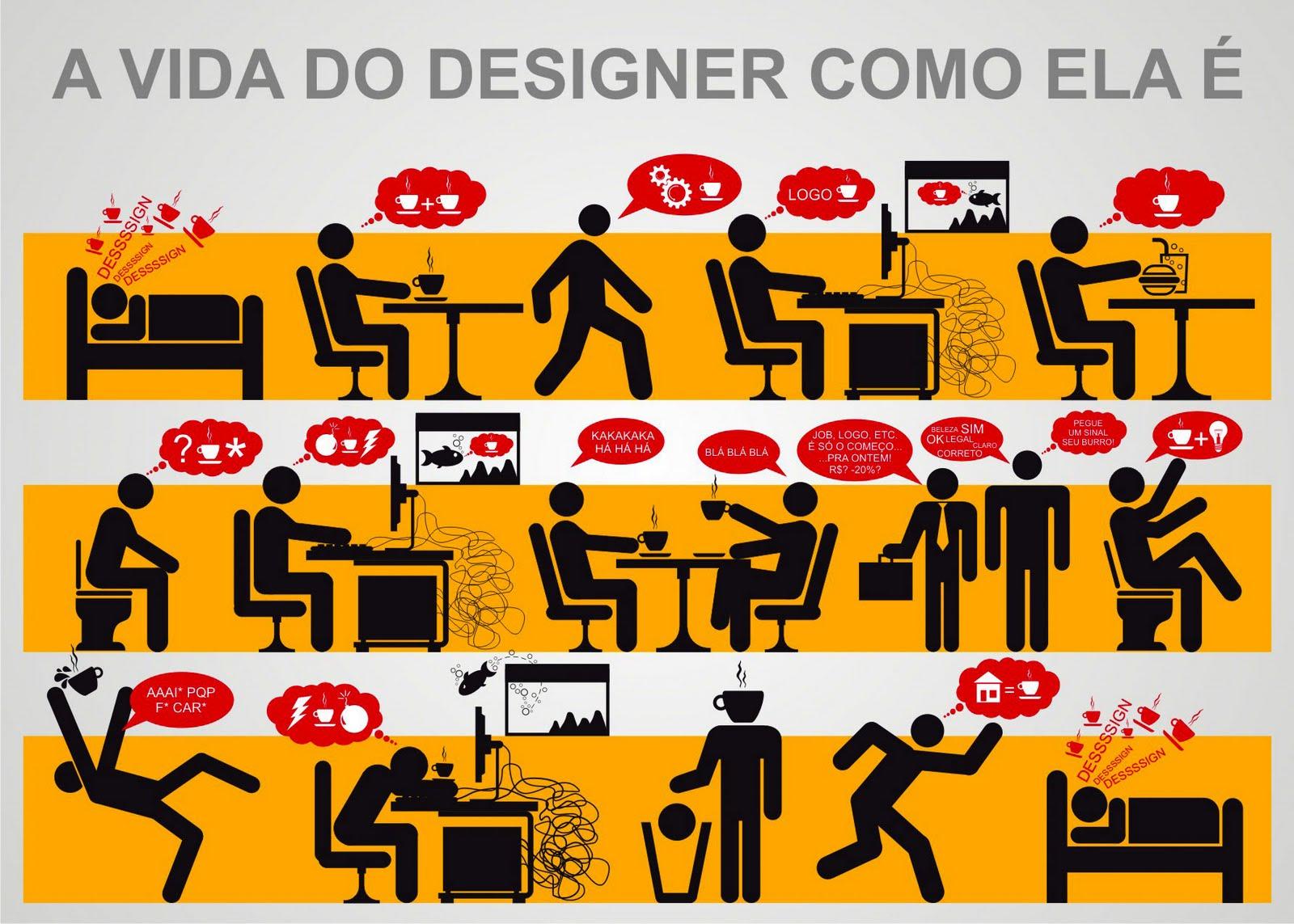 Nao click vida de designer