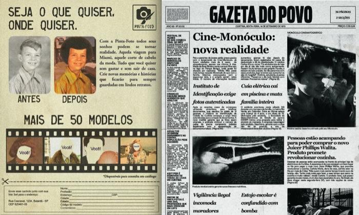 Objetos futro curitiba anos1970