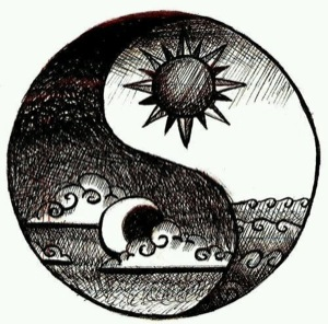 Pensamento dialetico ying yang