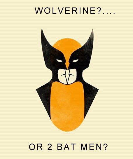 Wolverine batmen